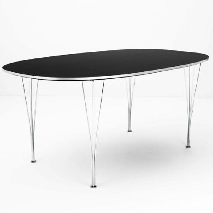 Superelipse spisebord - Piet Hein