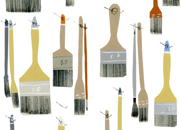 Illustrator Claire Softley | Design Juices