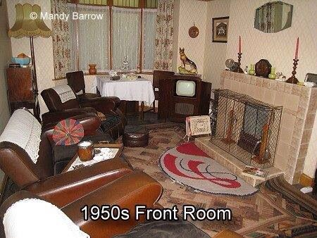 how to set living room 512 best images about a 1950s childhood on 23169