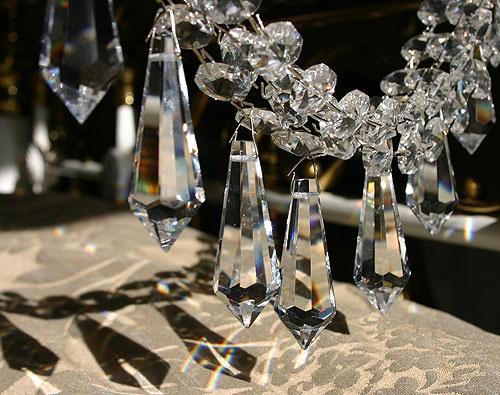 Swarovski Crystal Tie Backs Swarovski Crystals