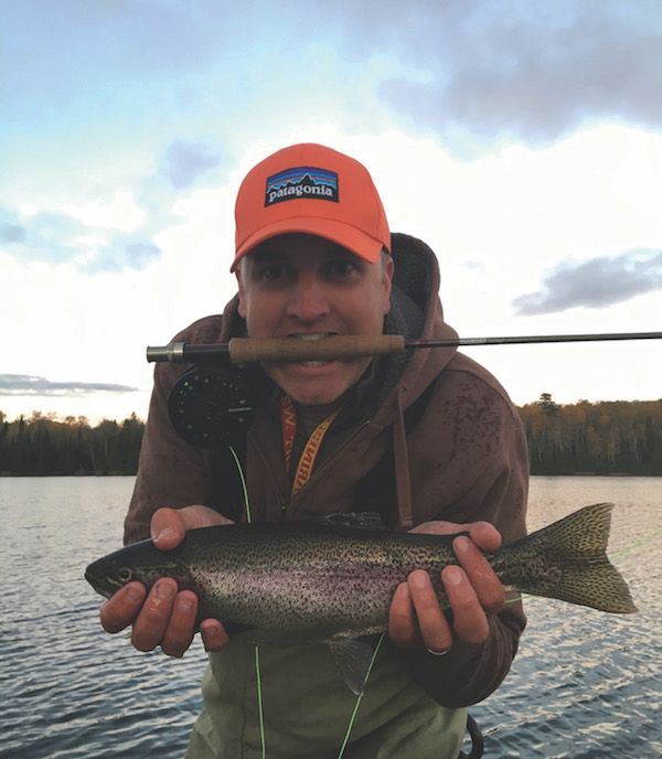 Fly Fishing Trout Lakes Minnesota Trout Unlimited Trout Lake Fly Fishing Pier Fishing