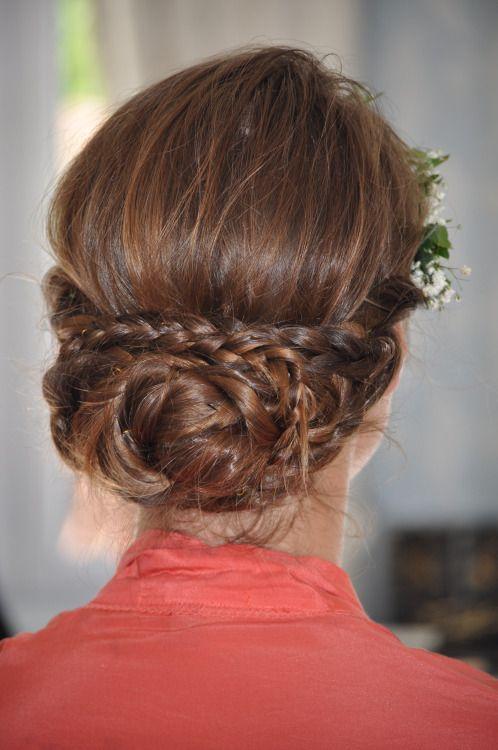 #alicepassioncoiffure #braid #hairdo #tresse #wedding