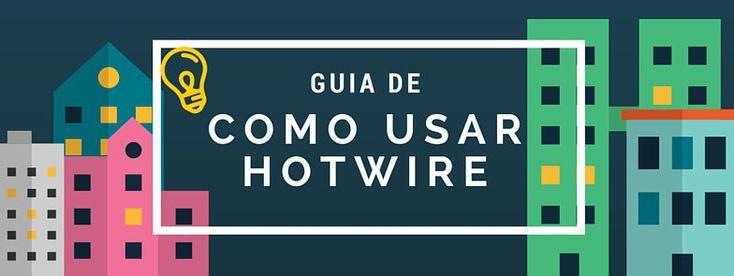 Guia passo a passo de como usar o Hotwire para economizar sem sustos. Aqui: http://aosviajantes.com.br/economizar-no-hotel-hotwire/