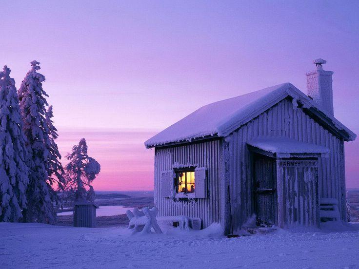 """Vintertid"" in Sweden 🕒"