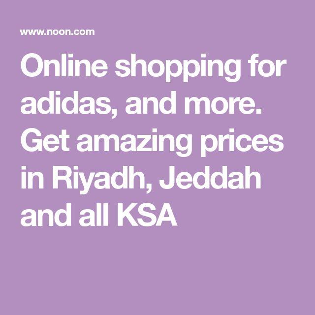 Online Shopping For Adidas And More Get Amazing Prices In Riyadh Jeddah And All Ksa Jeddah Riyadh Vichy