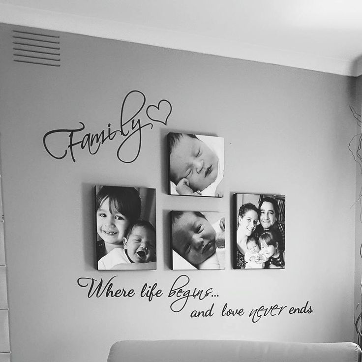 Family where life beginsThis very popular wall decal looks beautiful on the wallMeasurements of this depend on how you lay this out on the wall.This comes on a sheet size - 80cm x 60cm...