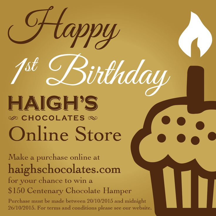 We're celebrating the first anniversary of our online store by giving away a $150 hamper. Simply purchase online before 26.10.2015
