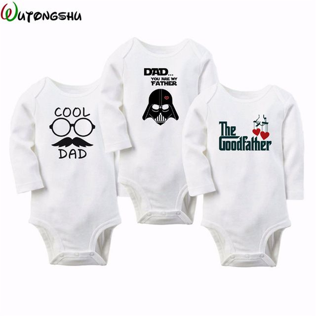 Special offer Cool Dad Letter Print Baby One-pieces New Born Girls& Girls Clothes Long Sleeve O-Neck 0-12M Baby Rompers  just only $4.56 with free shipping worldwide  #babyboysclothing Plese click on picture to see our special price for you