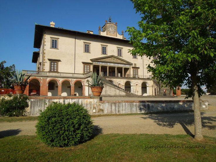 Simple life in Tuscany: Le spose di Villa Medici