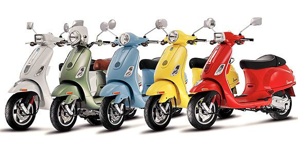 Vespa Scooter Model And History in India    Here is Vespa models of Europe's largest automobile manufacturing industry, wich Vespa has launched in 1964 in Indian market.