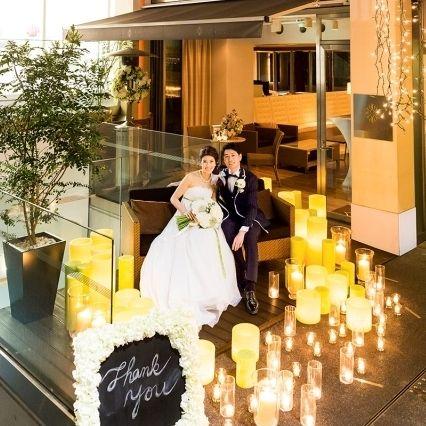 プラン   青山の結婚式場 ラグナヴェール青山