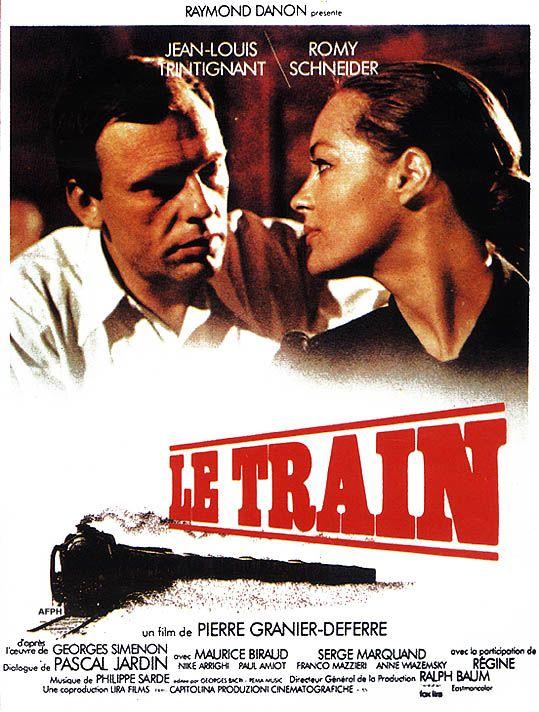 Le Train - Pierre Granier-Deferre