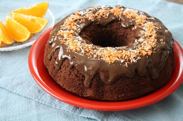 Enkel sjokoladekake med appelsinsmak - Godt.no - Finn noe godt å spise