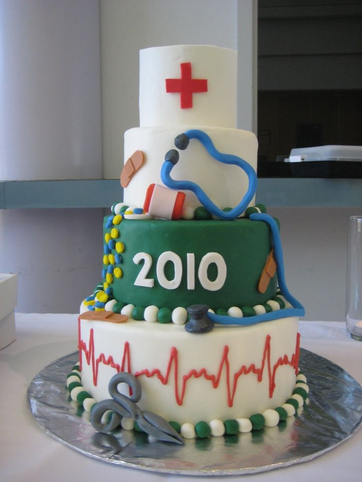 Another nursing cake idea