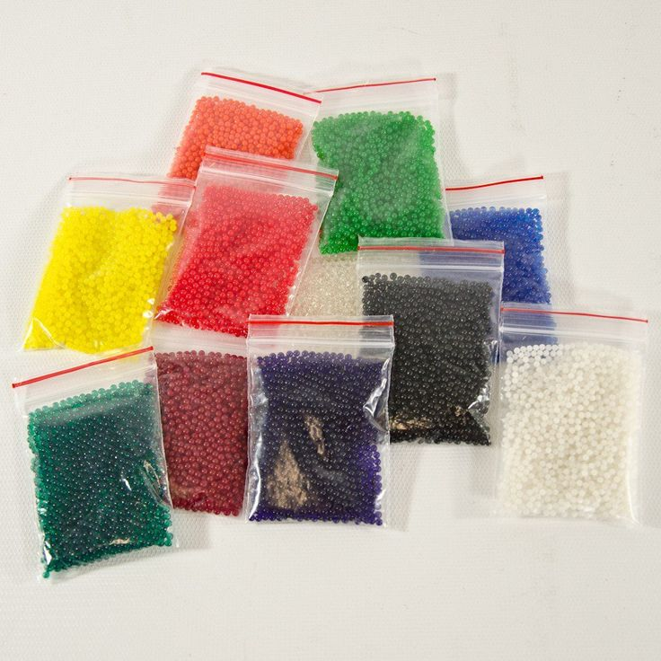 Water Beads, Discount Water Beads, Cheap Decorative Accents- water marbles - Wholesale Flowers and Supplies