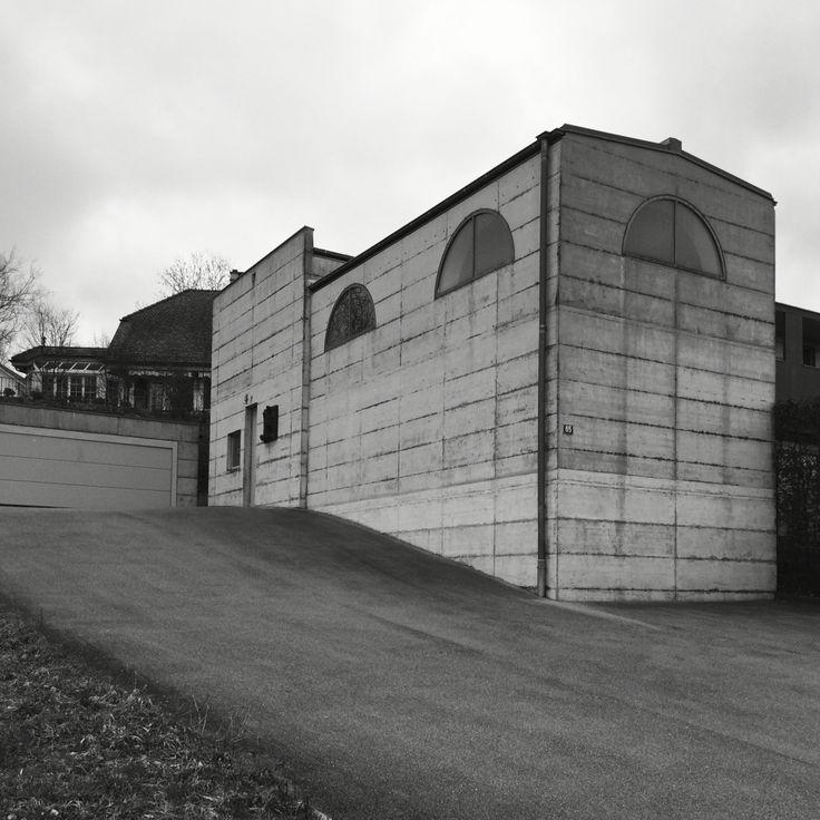 Haus Wegmann, Winterthur, Peter Märkli