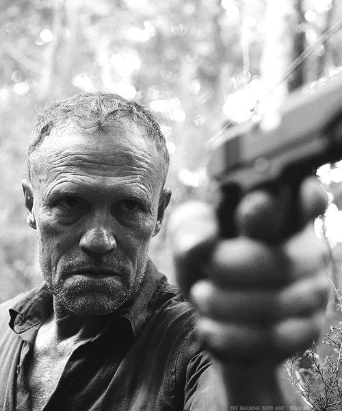 The Walking Dead - Merle Dixon