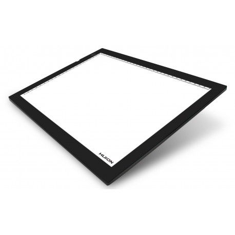 Podświetlana LED deska kreślarska A2