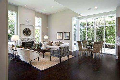 Wall Color Sw 6169 Sedate Gray Bathroom Pinterest Contemporary Family Rooms Family Rooms