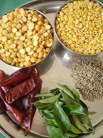 kandi podi lentils spice powder
