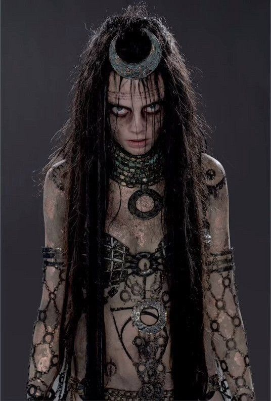 suicide squad movie images enchantress New Suicide Squad TV Spot & Character Images