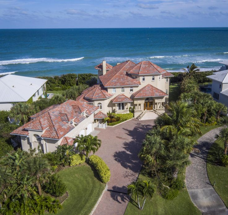 Mediterranean Style Homes For Sale In Florida: Best 26 South Tropical Trail Merritt Island Florida Homes