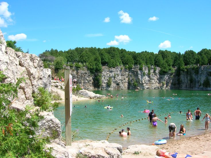 Elora Gorge. I can successfully check this off my bucket list
