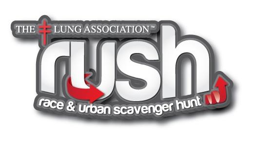 RUSH: Race & Urban Scavenger Hunt Official logo | I Design ...