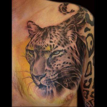 Jaguar Tattoo Meanings | iTattooDesigns.com