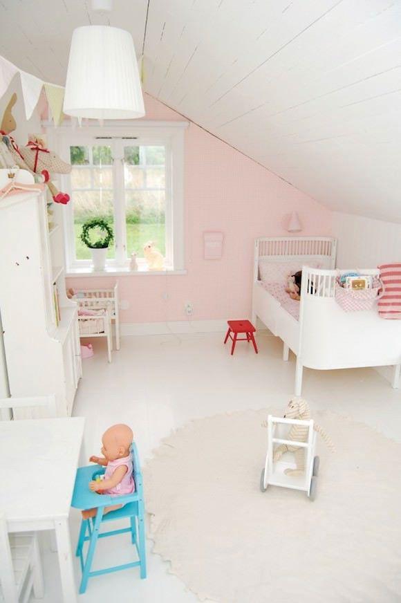 Attic Kid's Room