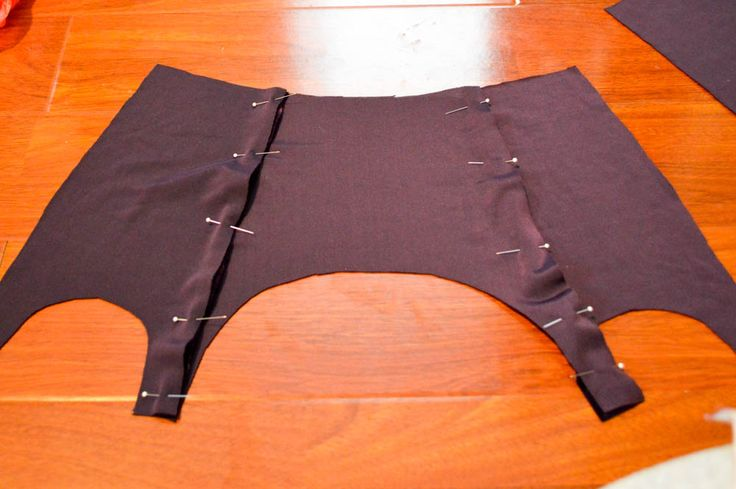 How to make a garter belt (with Oh Lulu discount code)