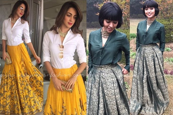Indo Western Outfit Ideas, Jewellery for Indo Western Outfits