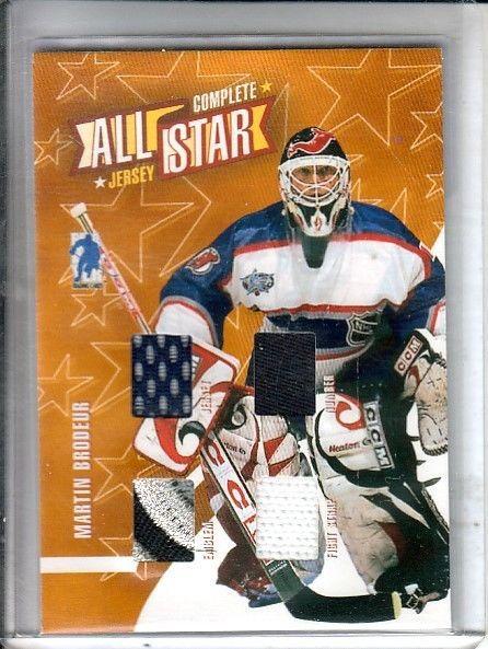 2003 04 Bap Memorabilia All Star Complete Jerseys Ascj9 Martin