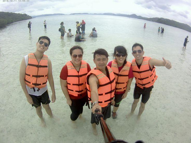 Snorkling squad