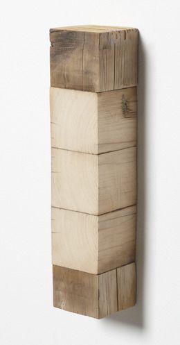 Kishio Suga 菅木志雄, 'Rising Edge,' 2000, Tomio Koyama Gallery