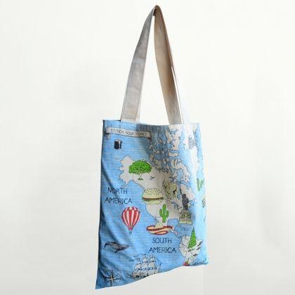 Stitch Your Journey Bag