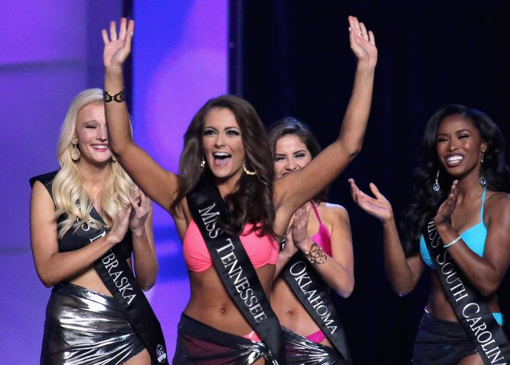 Hair and Makeup at Miss America 2016 | POPSUGAR Beauty