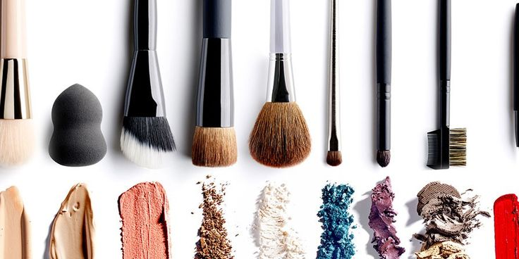 Brush, brush or sponge? For every type of makeup a makeup tool. #iciparisxl