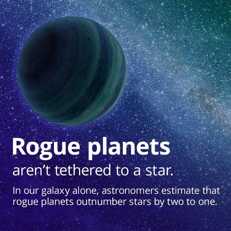 Billions of stars orbit the center of our galaxy, and many of these stars have at least one planet orbiting them. But not all stars belong to a galaxy, and not all planets orbit a star. Rogue planets are worlds that drift untethered to any star, and experts estimate that there are billions of them in our galaxy alone.