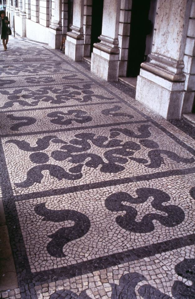 Lisbon Pavement, PORTUGAL