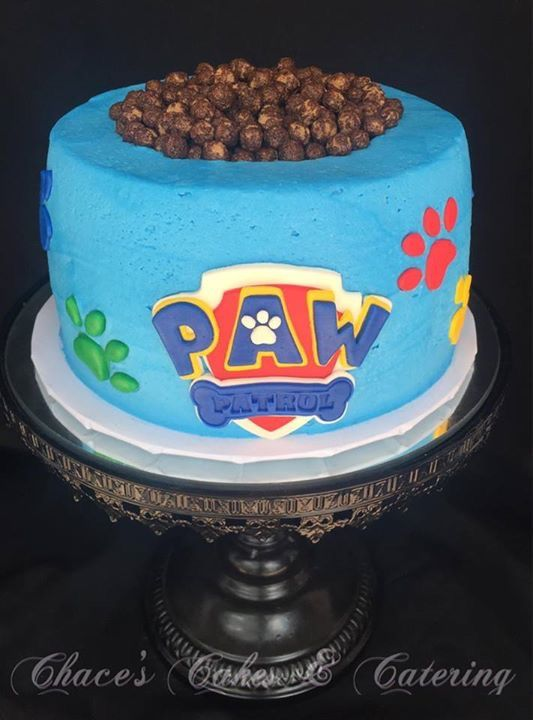Best Paw Patrol Birthday Cake Ideas On Pinterest