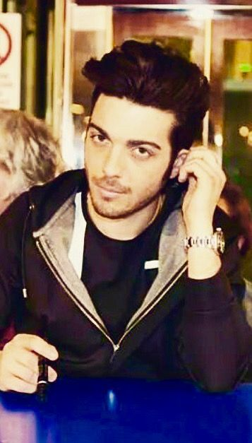 Gianluca Ginoble of Il Volo