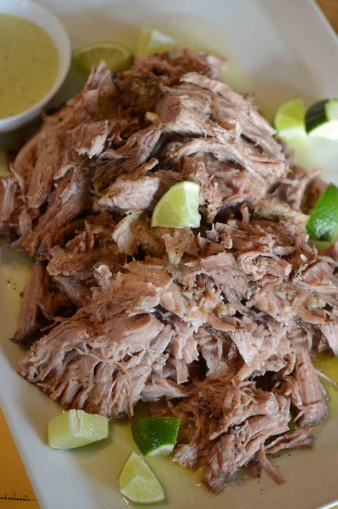Brasa's Pork Shoulder Roasted with Citrus Mojo & Twin Cities Chef's Table Giveaway | Fresh Tart (Paleo, AIP-Friendly)