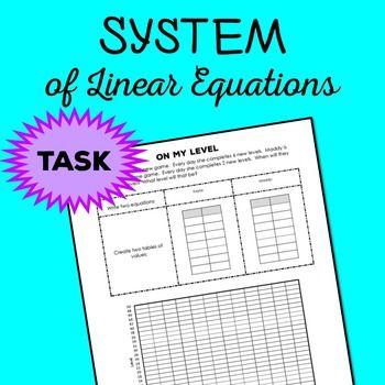 143 besten Linear Systems Bilder auf Pinterest | Gleichungssysteme ...