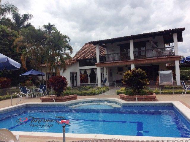 Alquiler de casas campestres en el #Quindio y #EjeCafetero ¡No te quedes sin reserva! Cel. 3105384427 - 3104502013 #FelizDomingo #TurismoPasionyCafe #TurismoQuindio #Hoteles #Fincas #Pasadia #Chalets