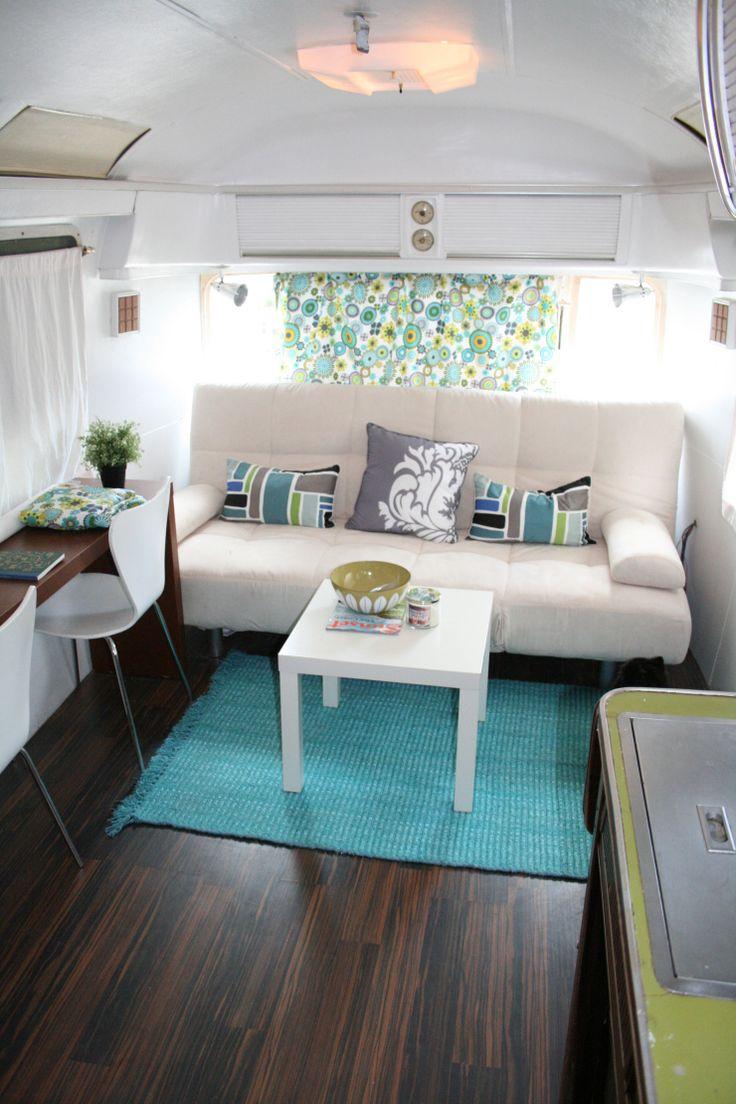 22 best caravan ideas images on Pinterest | Airstream remodel ...