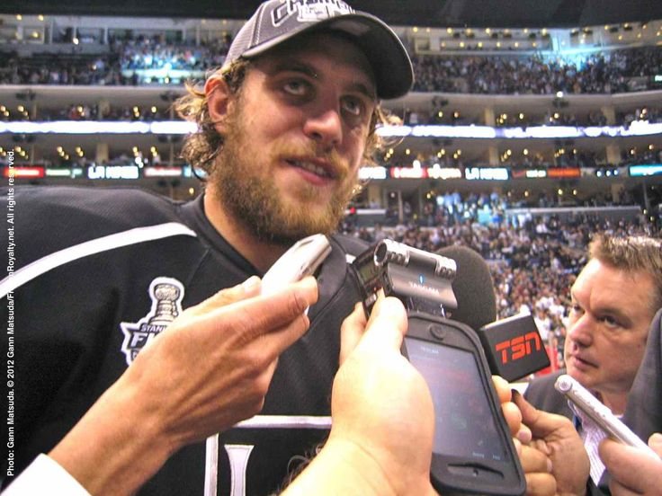 Los Angeles Kings Broadcasters: Anze Kopitar Is Now An Elite Player