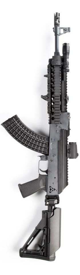 Magpul upgrading the AK with the new MOE AK Grip.  AK's aren't my first choice, but when SHTF, nobody's got a better reputation!