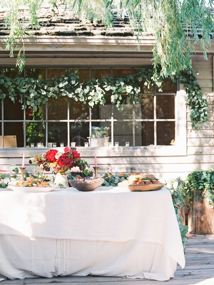 17 best ideas about backyard bridal showers on pinterest