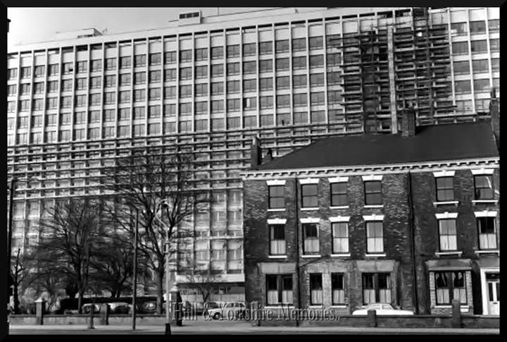 The old Western General/ Old Hull royal/ Old Workhouse. 1966